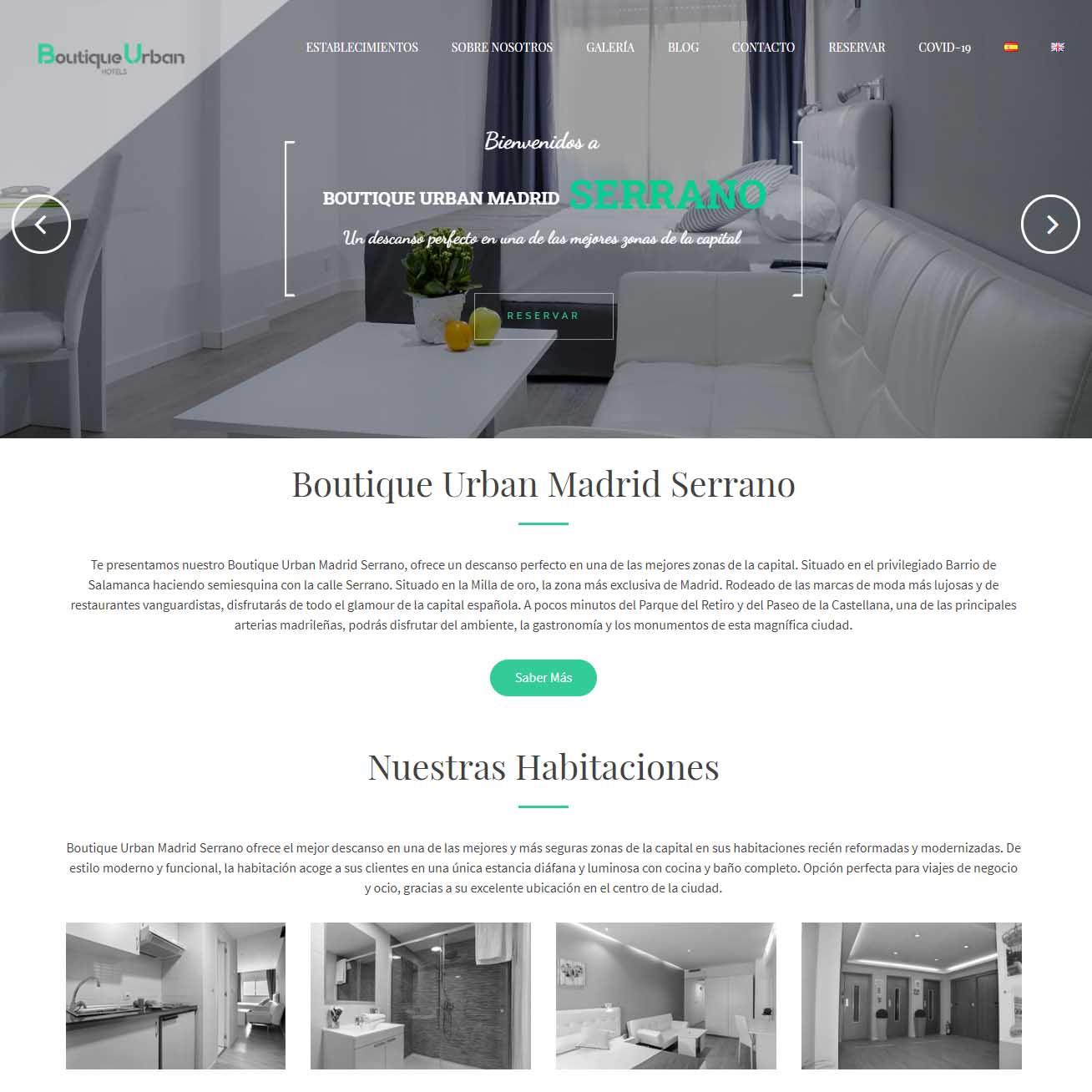 Diseño-web-Boutique-Urban-Hotels